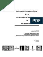 Libro de Introduccion Biofisica a La RM en Neuroimagen