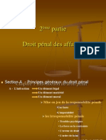 Droit Penal