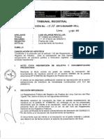 Resolución 1538-2013-SUNARP-TR-L