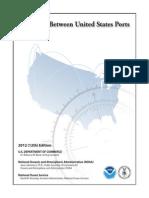 Distances between US ports