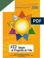 022 Juegos de Proposito Vida P3000 2013