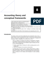 Accounting Theory and Conceptual Frameworks