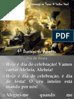 20131222 - 4º Domingo do Advento - Apresentação.pdf