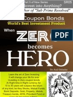 Zero Coupon Bonds - Part 5 of New Series - How to Invest...