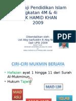 ulangkaji pendidikan islam tingkatan 4 smk hamid khan