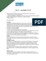 Curs 1 - Acordurile C,G,D
