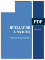 Huellas de Una Idea