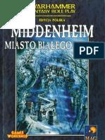 Warhammer  - Middenheim - Miasto Białego Wilka PL