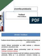 Troskovi