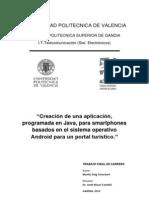 Memoria_programa en Java.y.sistemaoperativoandroid.para.Turismo