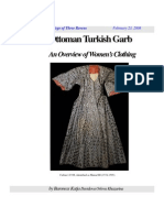 Female Turkish Garb