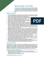 Workplace Transport - Lift Trucks Standards-10