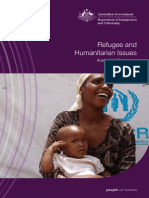 Refugee Humanitarian Issues June11