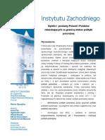 Opinie i postawy Polonii i Polaków mieszkających za granicą wobec polityki polonijnej