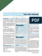 Manual del megane II - Uso Del Manual
