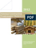 trabajo investigacion madera y caña