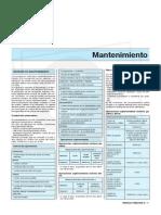 Manual de Megane II - Mantenimiento
