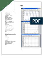 SHAHID LATIF (06-0125)Digital Signal Processing LAB Manual