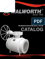 Walworth Trunnion Ball Catalog 2011 1