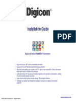 Digicon F Connector Installation Guide