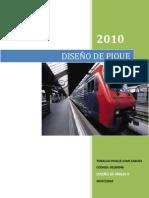 DISEÃ'O DEL PIQUE