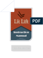 LitLift Instructions