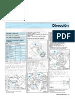 Manual de Megane II - Direccion