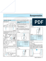 Manual de Megane II - Suspension