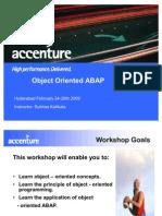 Accenture ooabap