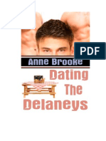 Anne Brooke - Los Delaneys 04 - Dating the Delaneys