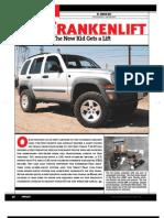Frank en Lift 4Wheel Drive and Sport Utility Article