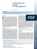 Combined Epithelial-Myoepithelial Lesions of the Breast