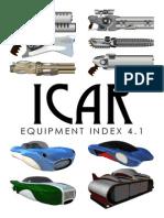 Icar Equipment Index Version 4