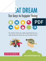 Ten Keys to Happier Living - Guidebook