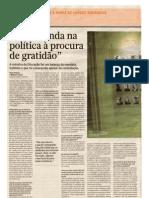Entrevista com Mª Lurdes Rodrigues Diário Económico_31.8.2009