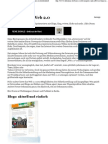 """090901_dabonline.de _Deutsches Architektenblatt """"Chancen im Web 2.0"""""""