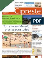 Cipreste 3, Ago 2009