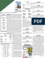 12/22/13 Bulletin