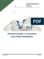 Dossier GFVOL Perforacion y Voladuras