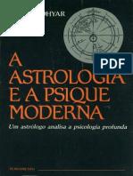Astrologia e a Psique Moderna a Dane Rudhyar