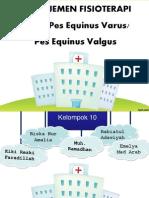 10.3 talipes equinovarus