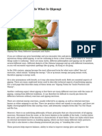 A Guide What Is Qigong