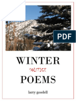 Winter Solstice Poems