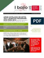 RED BAJÍO_ Publicación Cultural No.1