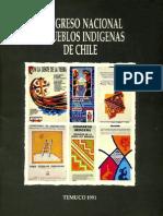 1991 Congreso Indigena Cepi Chile