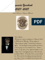 Hogwarts Yearbook