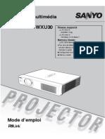 Manual Fr Wxu30