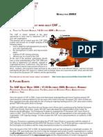 CAF Newsletter 2 de 2009