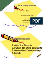 Blok Prinsip Biomedik 2008