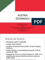 Antecedentes Paradiplomacia en Austria
